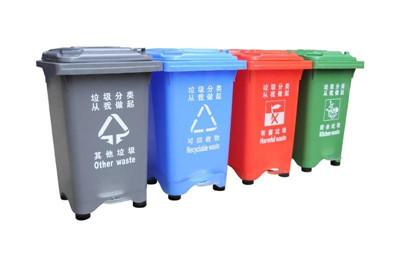 哈尔滨四类垃圾桶都是什么颜色了?都有哪些标识?官宣了!