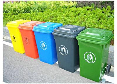 人们为什么要使用分类塑料垃圾桶?有哪些相关的优势?