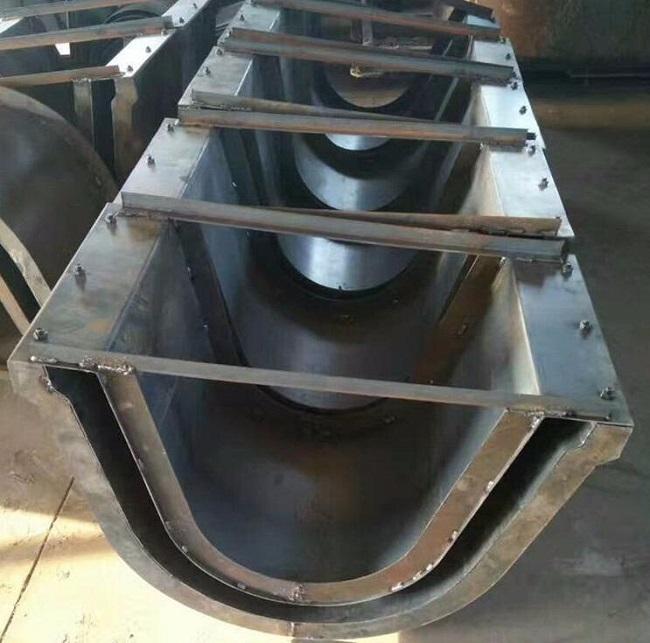 U型槽钢模具厂家定制