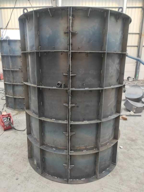 污水检查井钢模具_保定检查井模具厂家生产