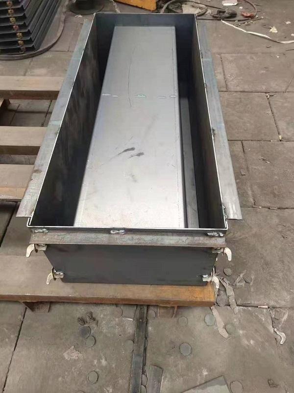 流水槽模具生产厂家产品应用