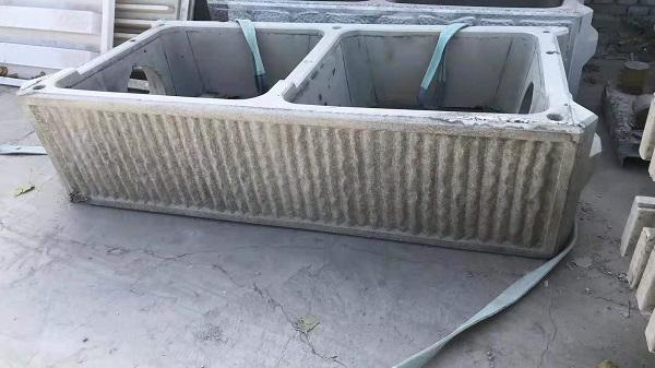 保定护坡模具厂家现场施工