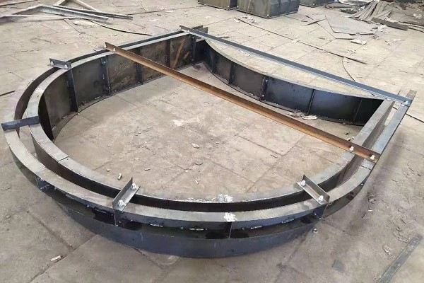 淮安拱形骨架护坡模具厂家