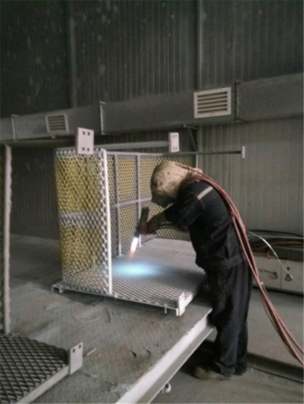 西安喷锌工程
