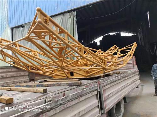 4.5米车载天线框架,喷砂,喷锌,喷高防腐底漆