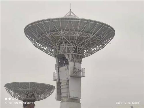 西安西经天线科技喷锌项目