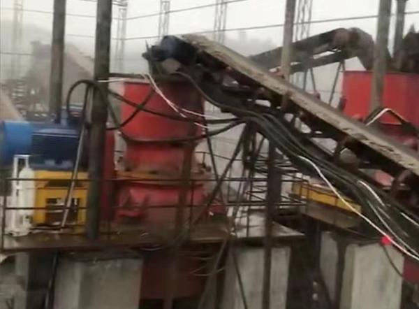 乐山破碎机生产线