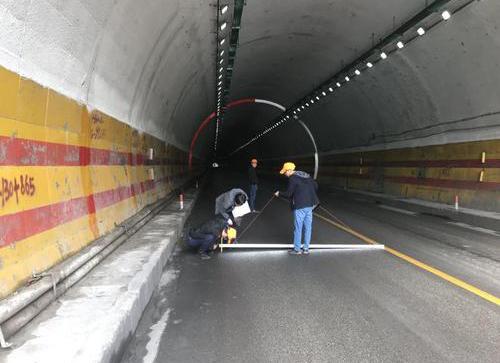 南充隧道檢測
