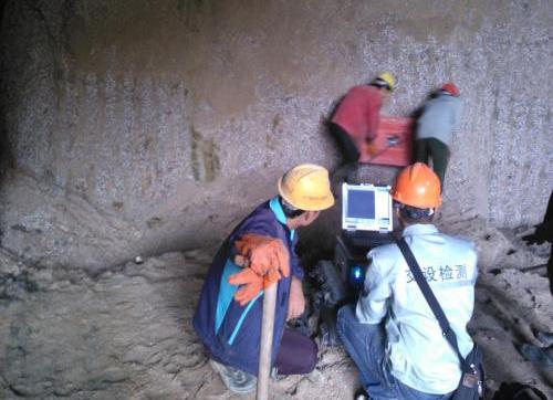 南充隧道檢測服務