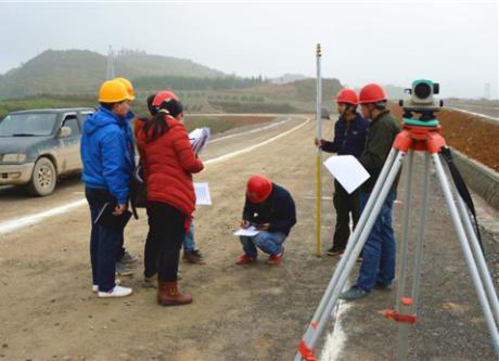 南充公路檢測工程