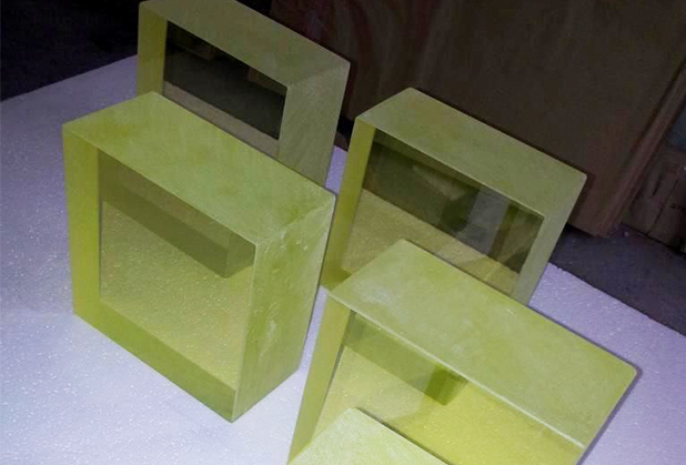 南充防辐射铅玻璃