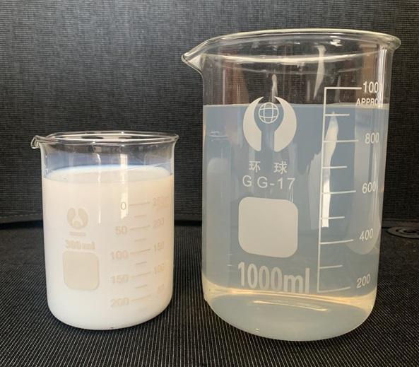 河南硅溶膠案例