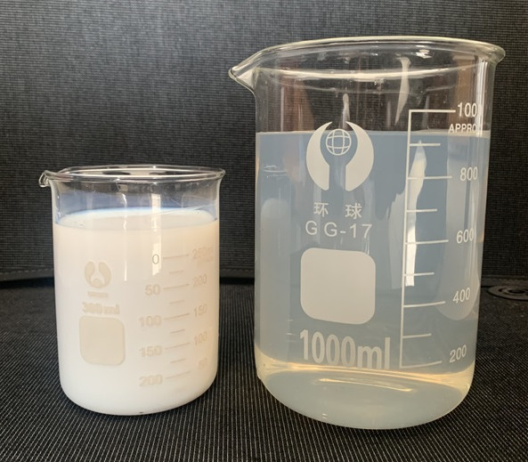 河南硅溶膠與其他化學物品混合時的注意事項
