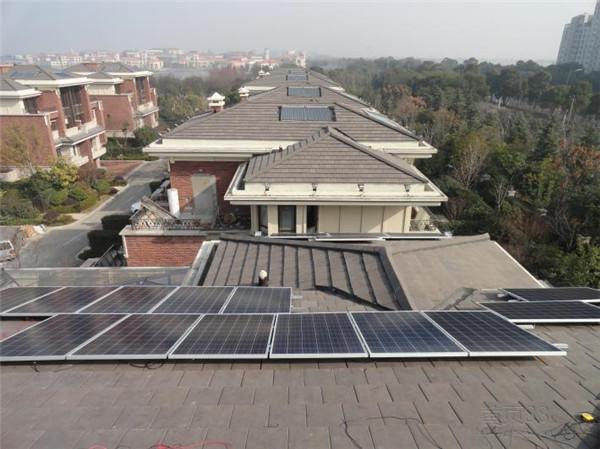 20千瓦家用光伏发电项目