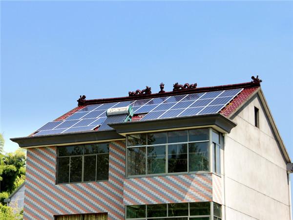 10千瓦家用光伏发电项目