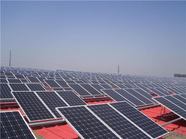河南太阳能板安装案例
