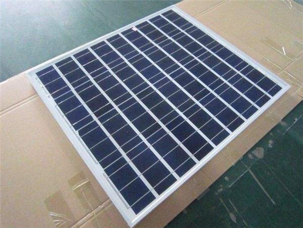 科普小贴士:太阳能板的组成结构主要是有这几部分