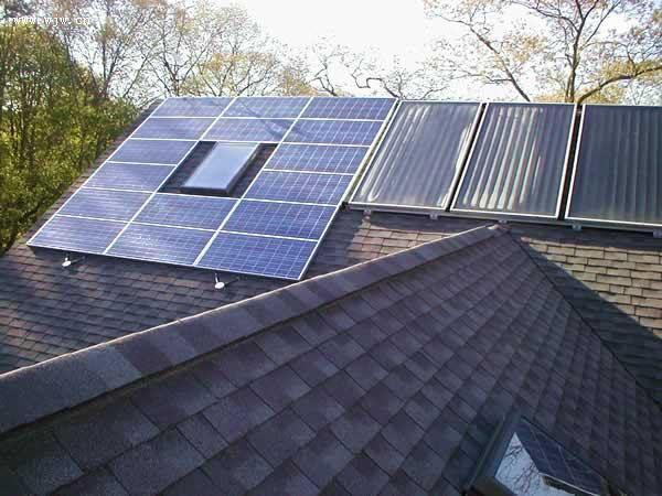 天气不好的时候屋顶光伏发电出现故障时应该怎么排查故障?