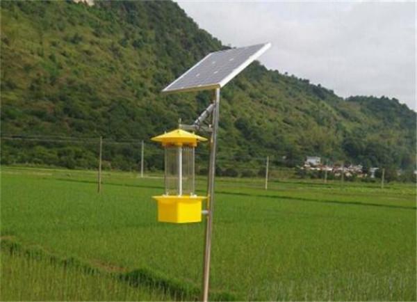 河南太阳能杀虫灯