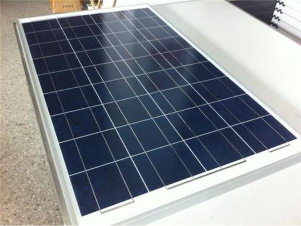 河南多晶太阳能板