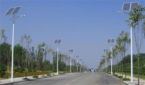 河南太阳能路灯安装