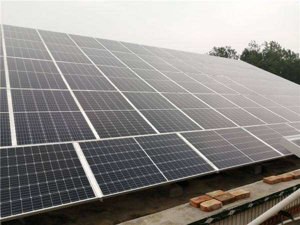 屋顶安装光伏电站靠谱不?看完这些你就明白了!