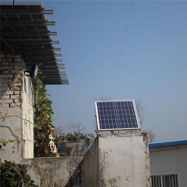 屋顶光伏电站厂家