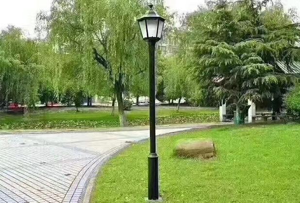 南充草坪灯厂家