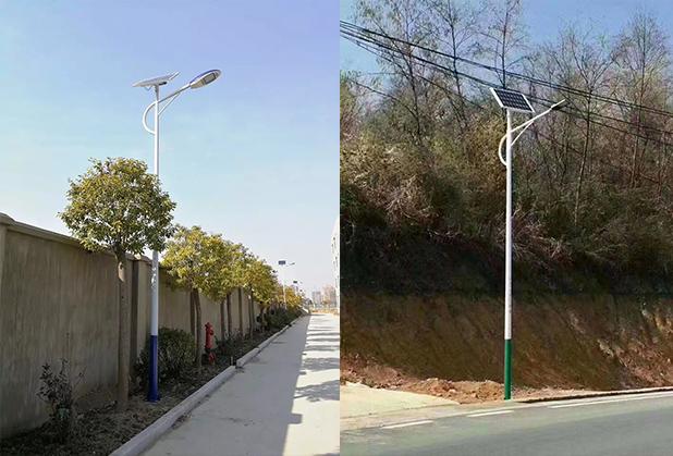 太阳能路灯选择锂电池的原因是什么?了解一下!
