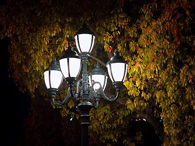 南充庭院灯