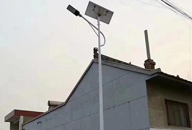 四川太阳能路灯定制