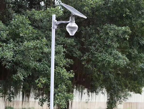 四川太阳能路灯案例