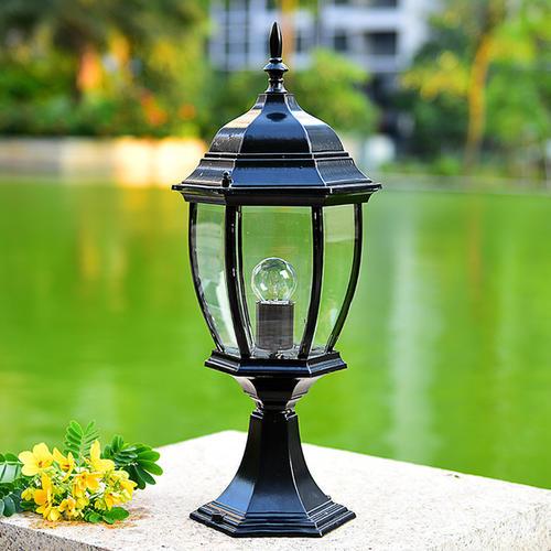 大家知道四川庭院灯的材质都是什么吗