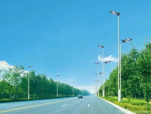 四川道路灯的用途和作用