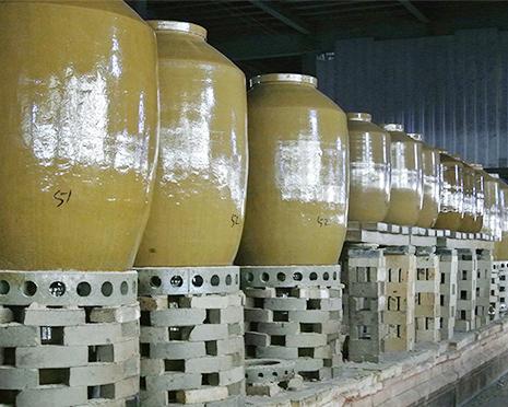 发酵缸干燥区