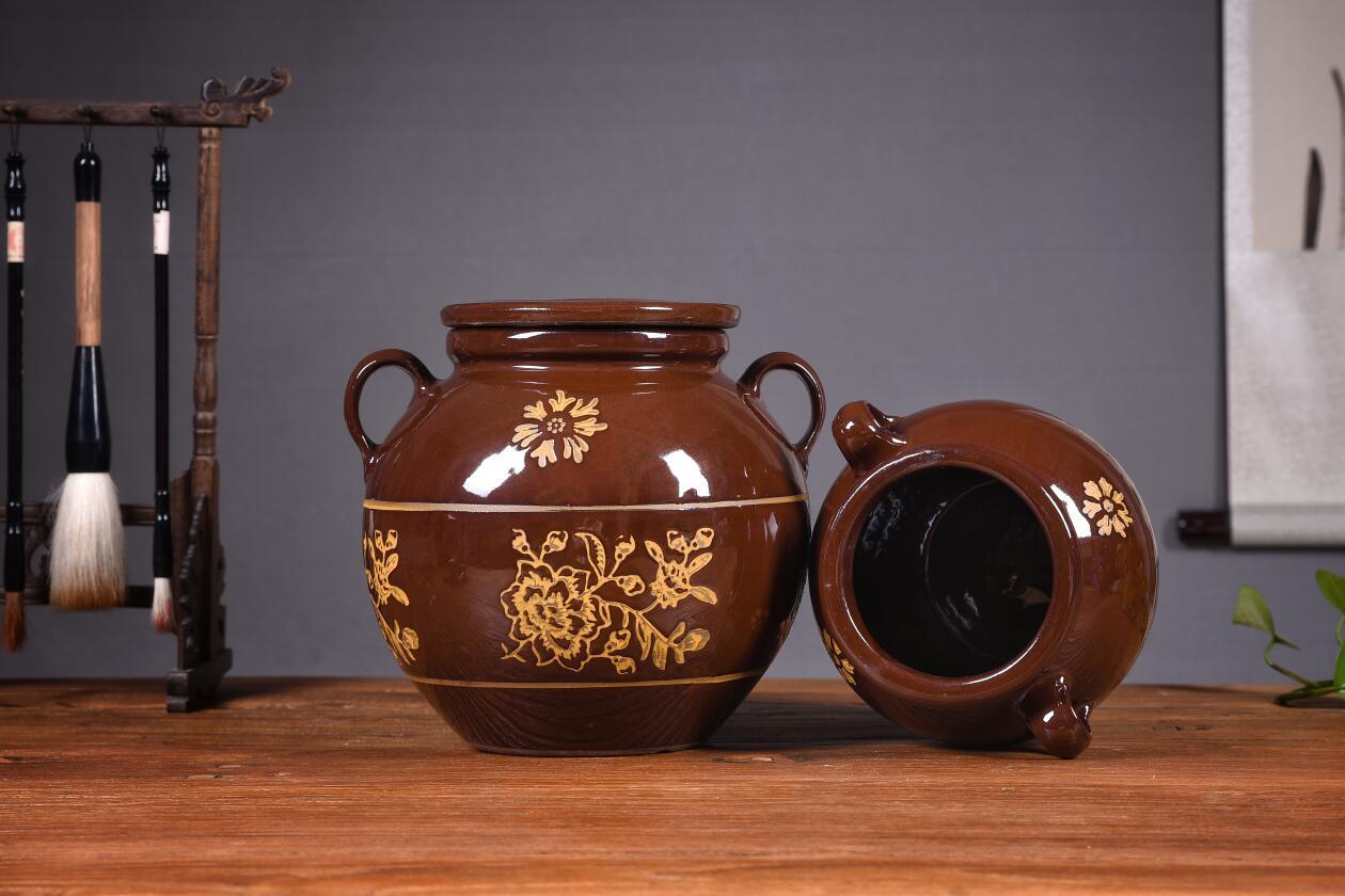 四川土陶油罐厂家为你介绍少数名族土陶艺术色彩