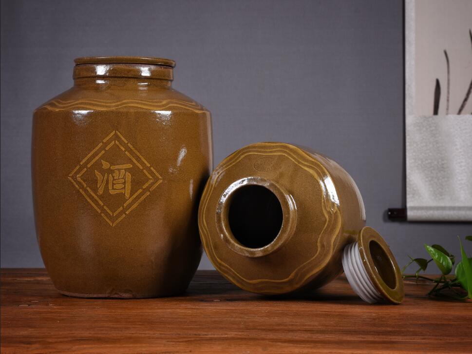 四川土陶酒坛用来装酒的好处,你了解多少?