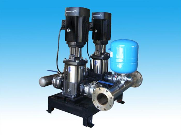 变频调速恒压给水设备