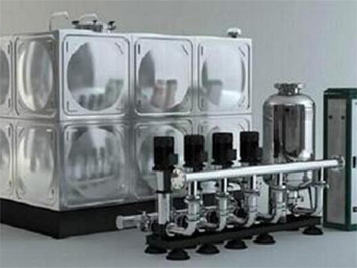 变频恒压给水设备