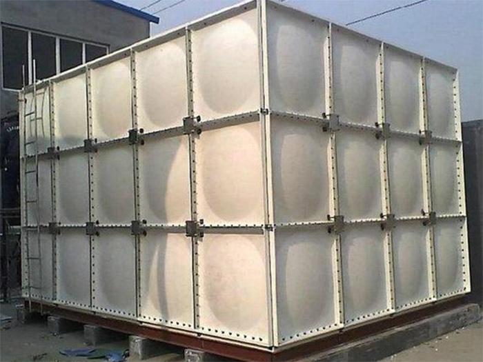 保温水箱展示