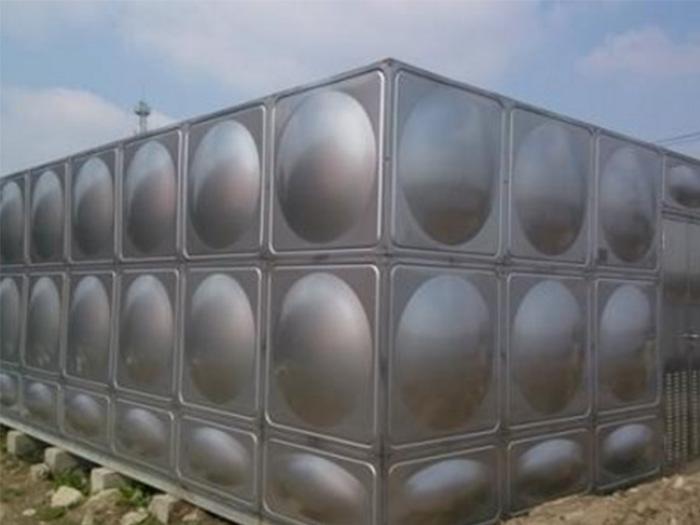 玻璃钢保温水箱产品展示