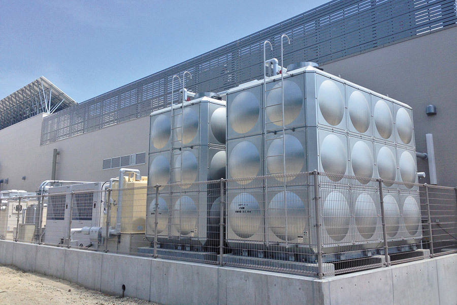 通过这5方面介绍不锈钢生活水箱和不锈钢消防水箱的不同区别