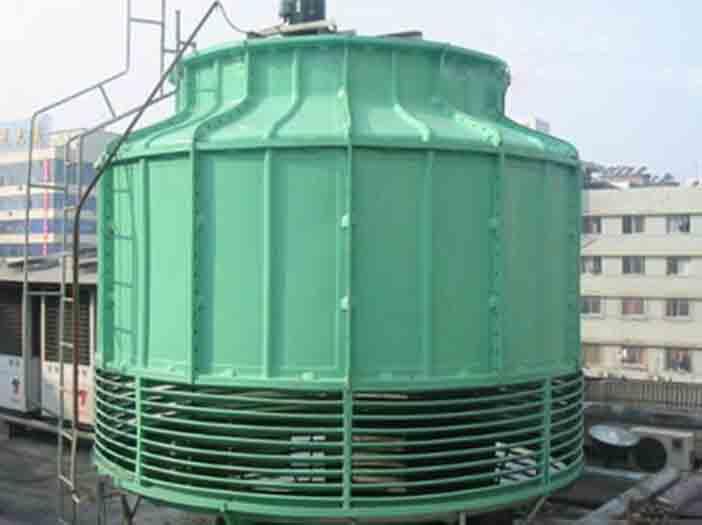 银川玻璃钢冷却塔