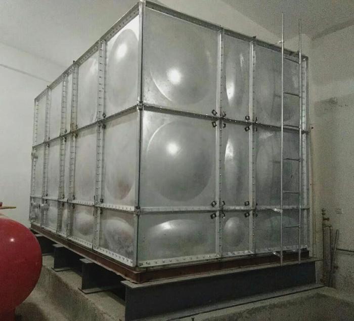 银川镀锌水箱