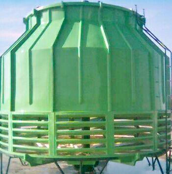 银川璃钢冷却塔