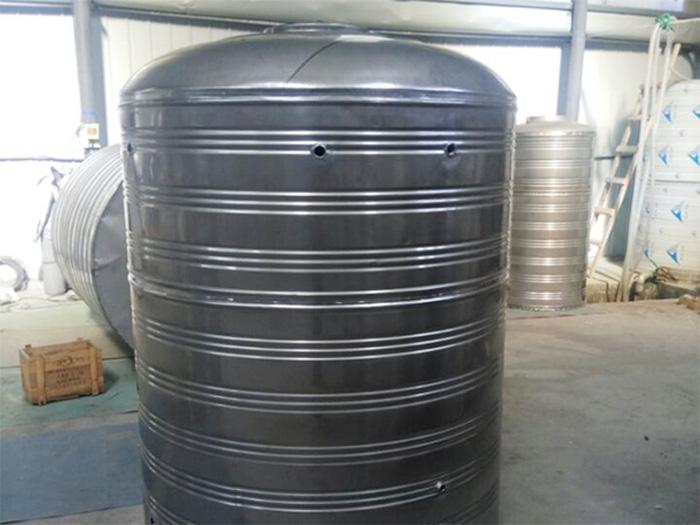不锈钢水箱是方的还是圆的,究竟有什么不同!