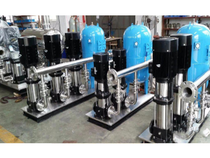 宁夏滕耀达分享了如何做到变频恒压供水设备无泄漏?