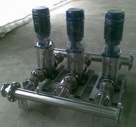 银川变频恒压供水设备