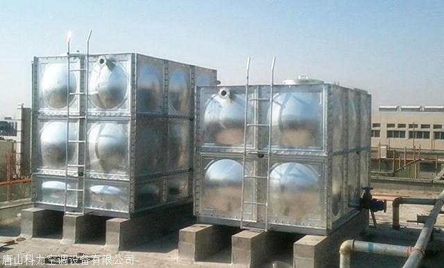 玻璃钢水箱有什么作用都为哪几种水箱!