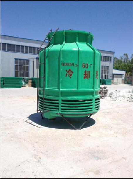 玻璃钢冷却塔进出水温差控制标准